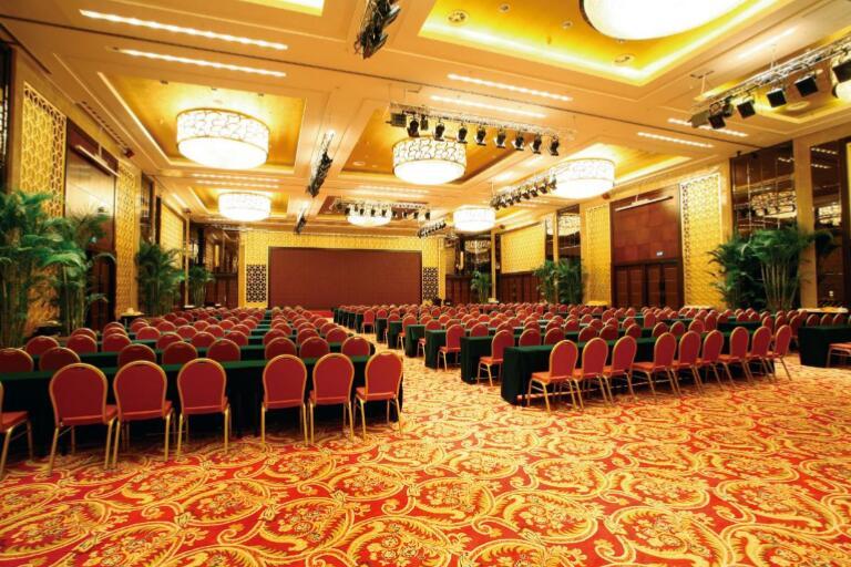 渤海国际会议中心